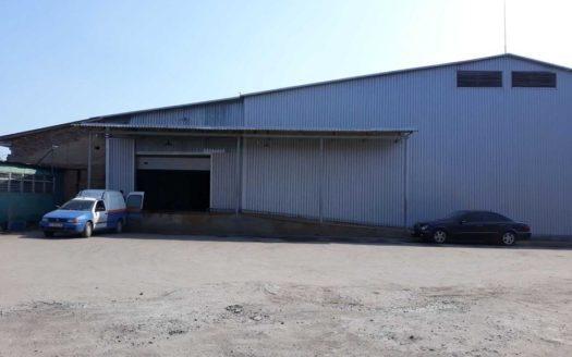 Rent – Multi-temperature warehouse, 1300 sq.m., Belaya Tserkov