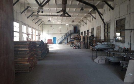 Sale – Dry warehouse, 1000 sq.m., Kremenchug