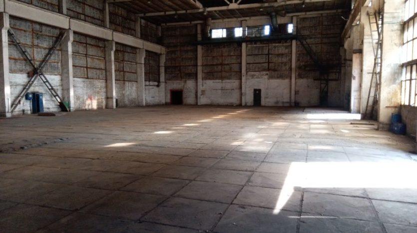 Аренда - Сухой склад, 1100 кв.м., г. Киев