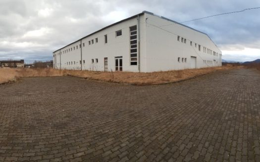 Sale – Dry warehouse, 4453 sq.m., Dolina