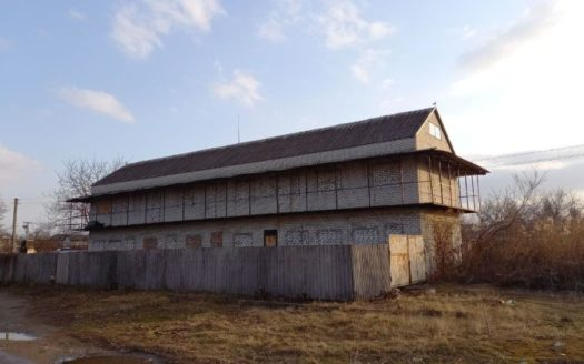 Rent – Warm warehouse, 560 sq.m., Novomoskovsk