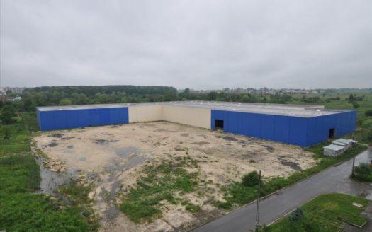 Satılık – Kuru depo, 13500 m2, Drohobych