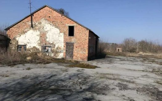 Sale – Dry warehouse, 790 sq.m., Leschin