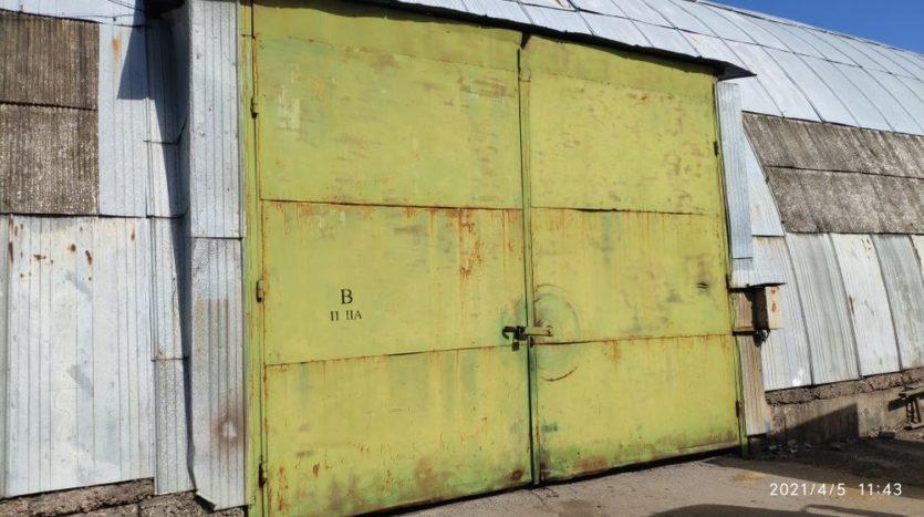Rent - Dry warehouse, 530 sq.m., Chernihiv