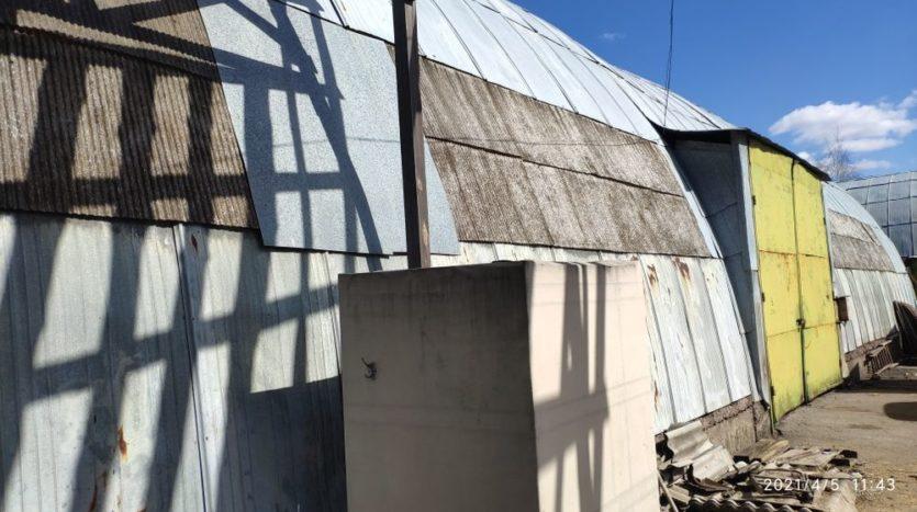 Rent - Dry warehouse, 530 sq.m., Chernihiv - 2