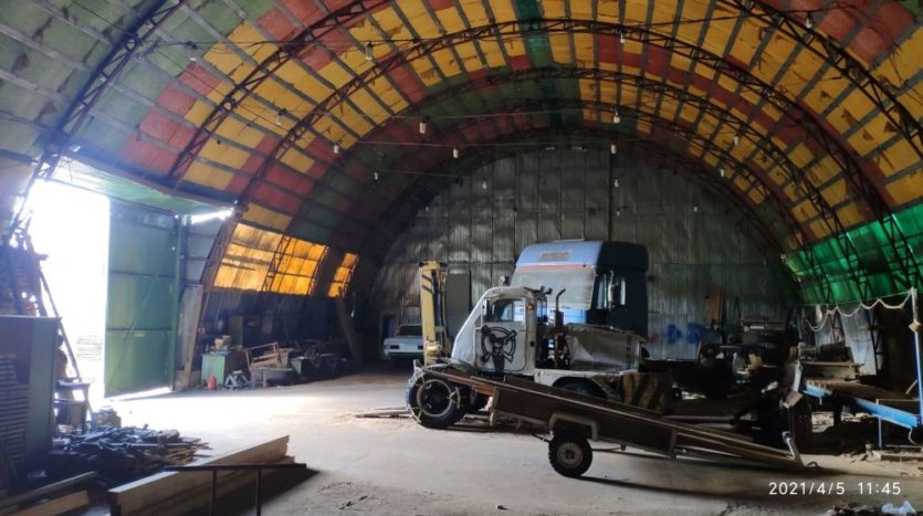 Rent - Dry warehouse, 530 sq.m., Chernihiv - 4
