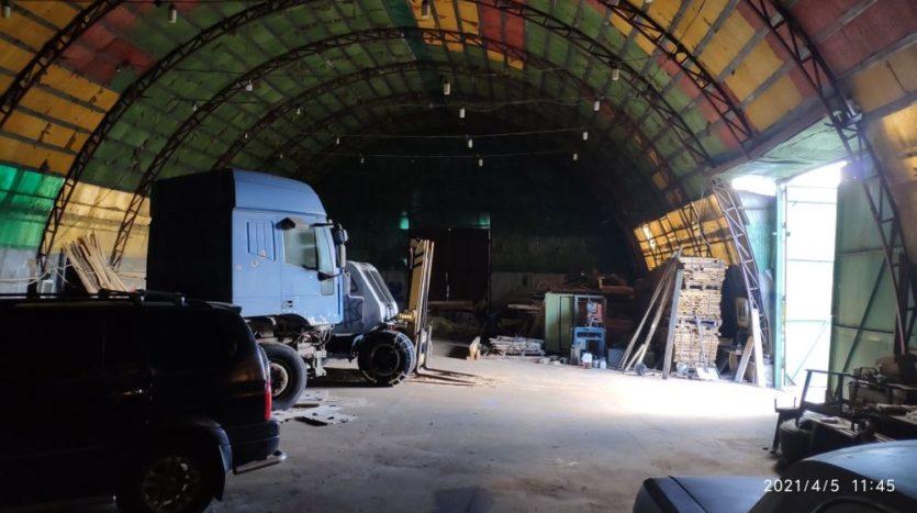 Rent - Dry warehouse, 530 sq.m., Chernihiv - 5