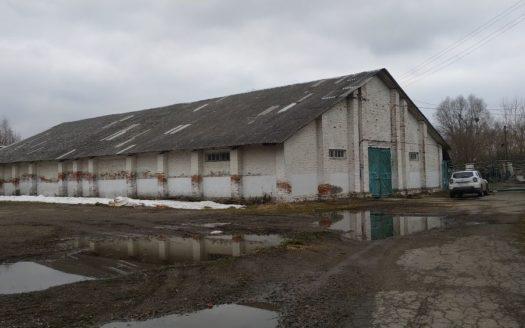 Sale – Dry warehouse, 1988 sq.m., Turinka