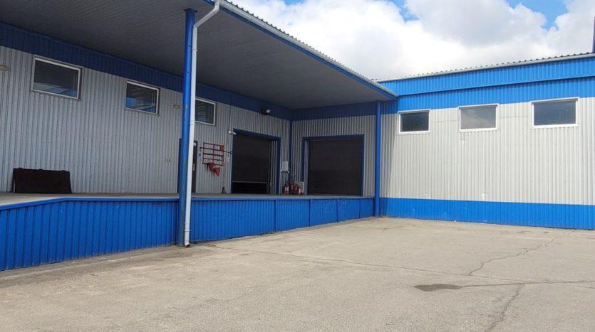 Аренда - Сухой склад, 600 кв.м., г. Херсон