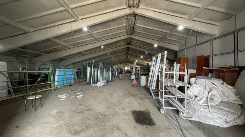 Оренда - Теплий склад, 1300 кв.м., м Михайлівка-Рубежівка
