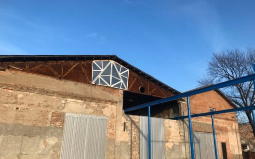 Rent – Dry warehouse, 600 sq.m., Lubny