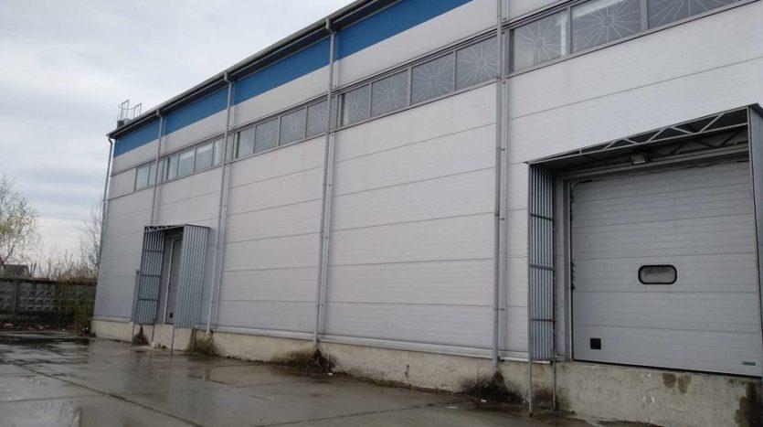 Аренда - Сухой склад, 2600 кв.м., г. Одесса - 2
