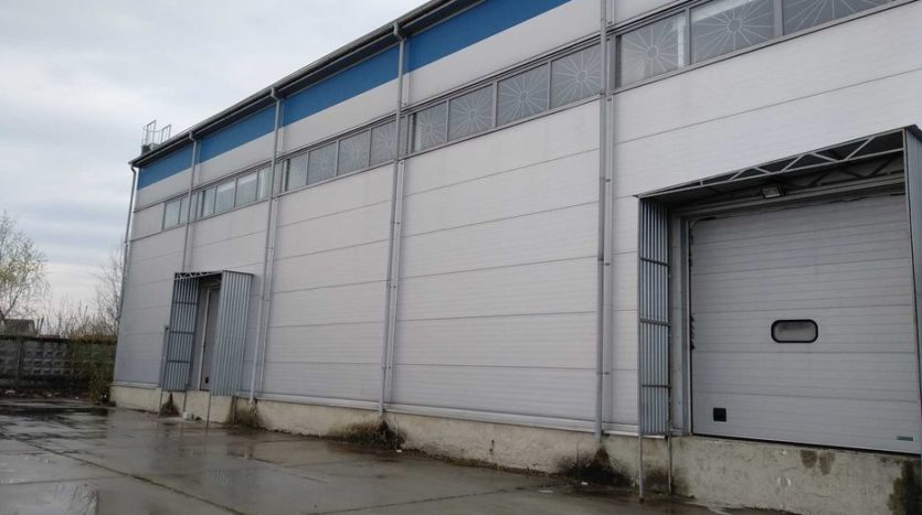 Оренда - Сухий склад, 6000 кв.м., г. Одесса - 3