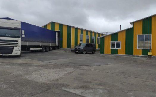 Satılık – Sıcak depo, 1200 m2, Gostomel