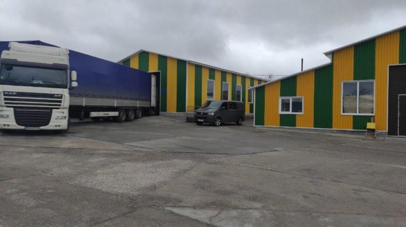 Продаж - Теплий склад, 1200 кв.м., м. Гостомель