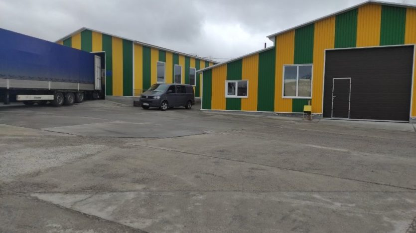 Продаж - Теплий склад, 1200 кв.м., м. Гостомель - 19