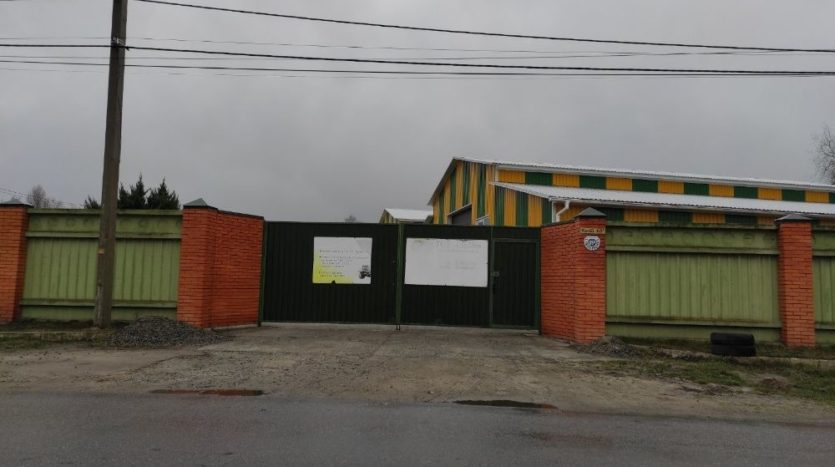 Продаж - Теплий склад, 1200 кв.м., м. Гостомель - 15