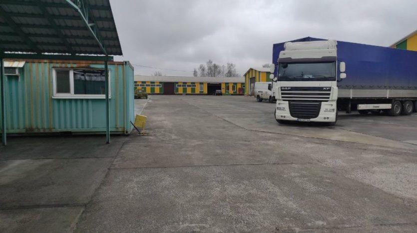 Продаж - Теплий склад, 1200 кв.м., м. Гостомель - 10
