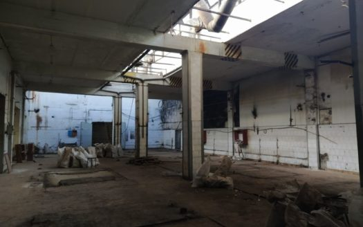 Rent – Dry warehouse, 500 sq.m., Dnipro