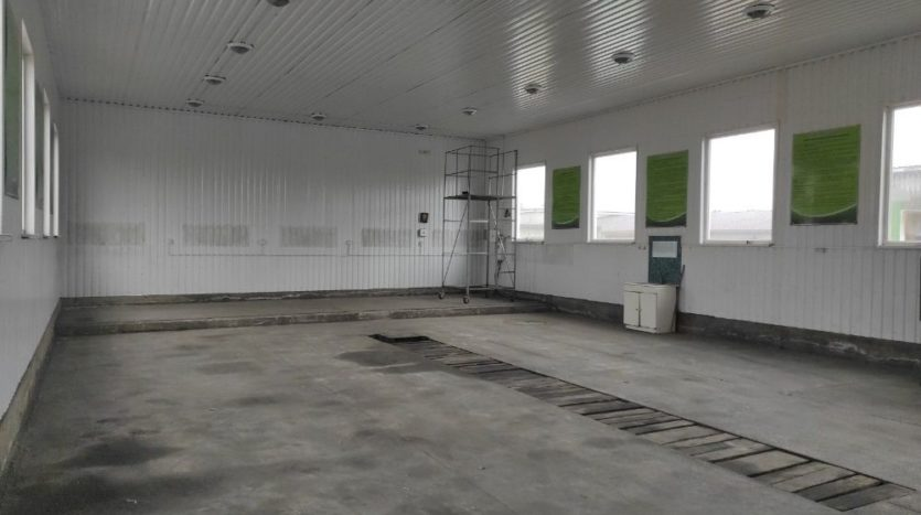 Продаж - Теплий склад, 1200 кв.м., м. Гостомель - 4
