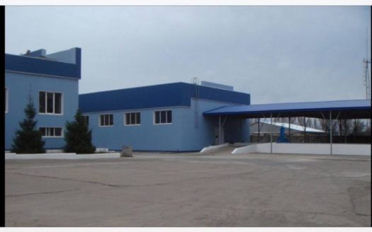 Sale – Dry warehouse, 3630 sq.m., Pokrov