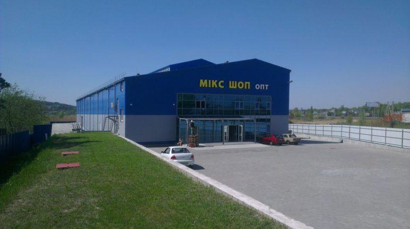 Аренда - Теплый склад, 2736 кв.м., г. Ходосовка