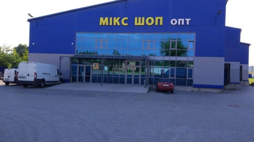 Аренда - Теплый склад, 2736 кв.м., г. Ходосовка - 2