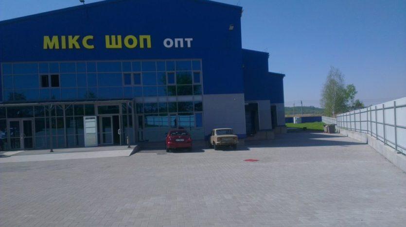 Аренда - Теплый склад, 2736 кв.м., г. Ходосовка - 3