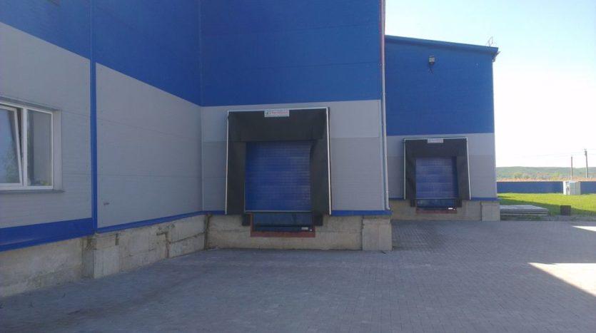 Аренда - Теплый склад, 2736 кв.м., г. Ходосовка - 4