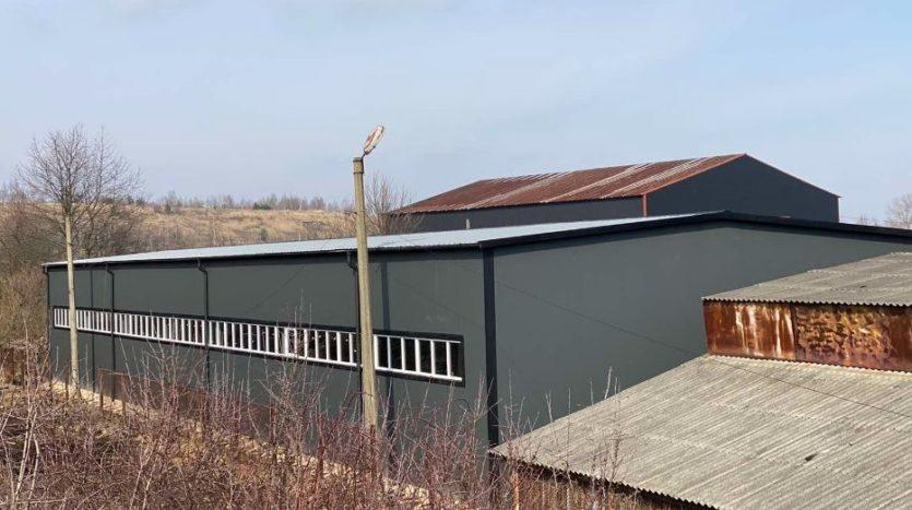 Rent - Dry warehouse, 560 sq.m., Kalush town - 3