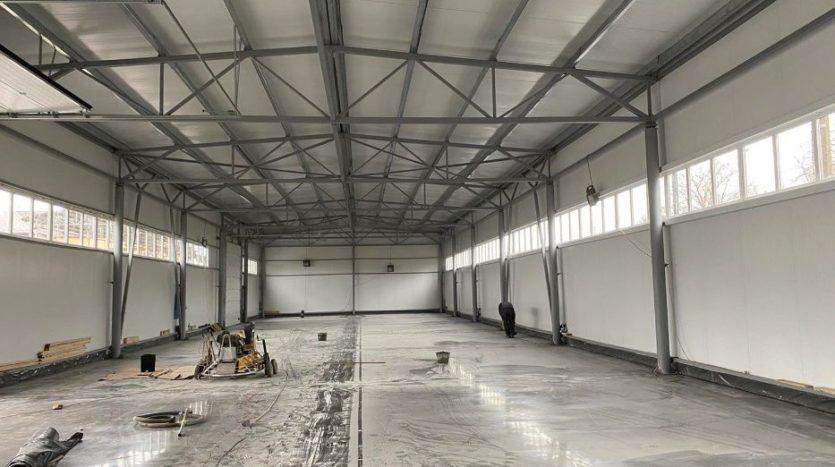 Rent - Dry warehouse, 560 sq.m., Kalush town - 5