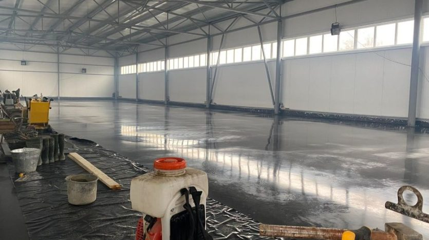 Rent - Dry warehouse, 560 sq.m., Kalush town - 6
