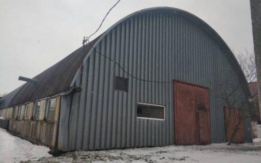 Rent – Dry warehouse, 900 sq.m., Lviv