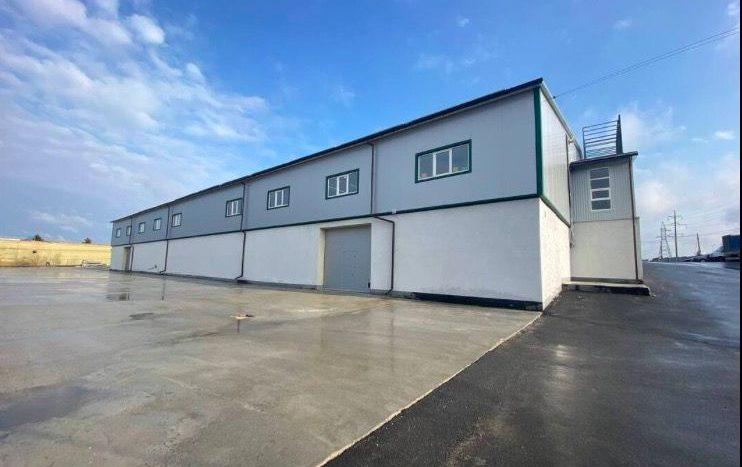 Rent - Dry warehouse, 1100 sq.m., Vinnytsia