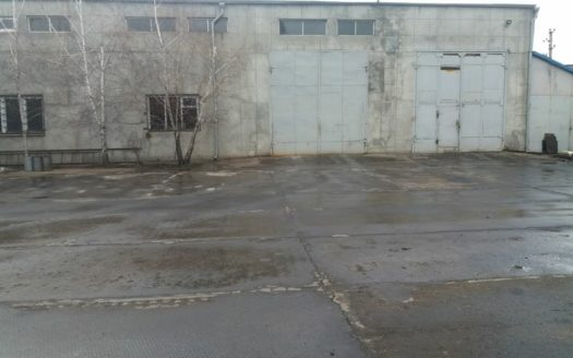Rent – Dry warehouse, 600 sq.m., Melitopol