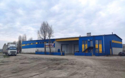 Оренда – Літній склад, 939 кв.м., м Київ