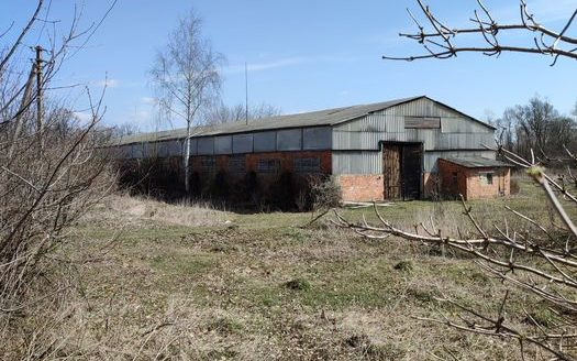 Sale – Dry warehouse, 1000 sq.m., Zrub-Komarovsky