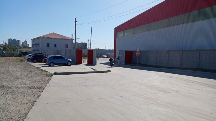 Sale - Dry warehouse, 14500 sq.m., Odessa