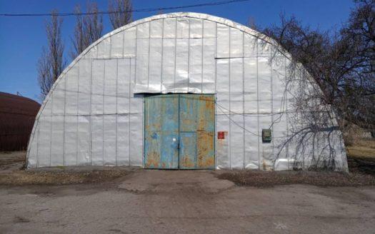 Rent – Dry warehouse, 858 sq.m., Poltava