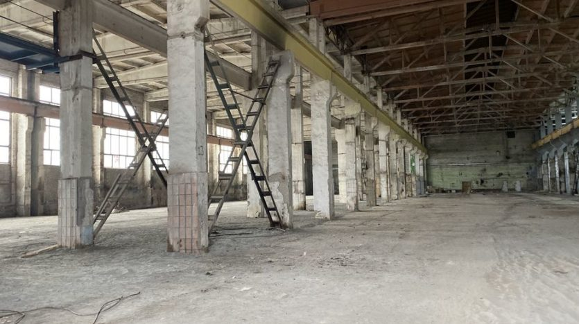 Оренда - Сухий склад, 3500 кв.м., м Чернігів - 2
