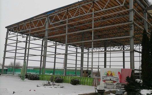 Sale – Dry warehouse, 1292 sq.m., Vinnytsia