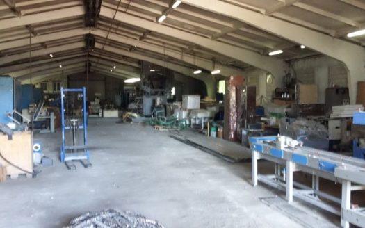 Sale – Dry warehouse, 1542 sq.m., Byshev