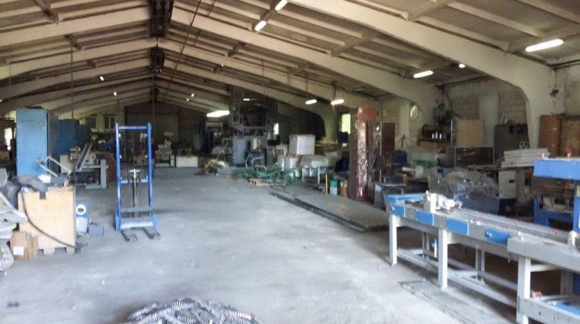 Продажа - Сухой склад, 1542 кв.м., г. Бышев