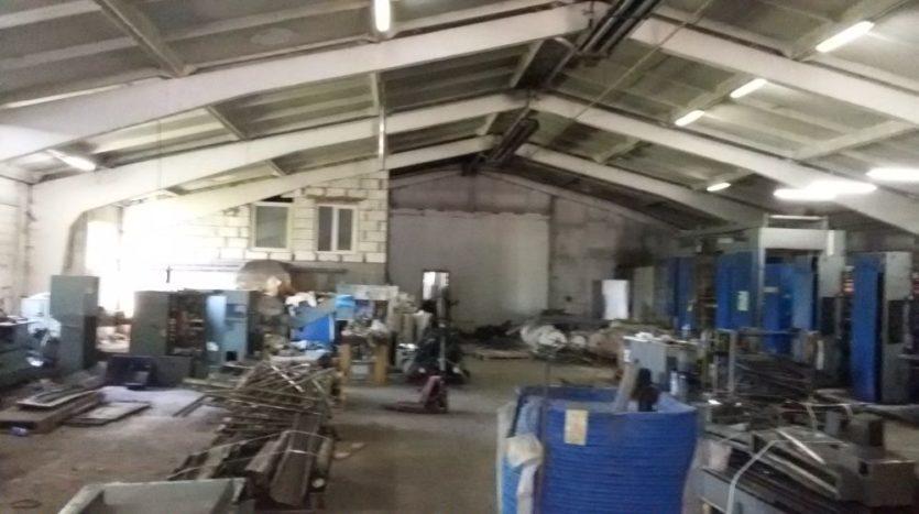 Продажа - Сухой склад, 1542 кв.м., г. Бышев - 2