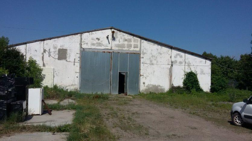 Продажа - Сухой склад, 1542 кв.м., г. Бышев - 7