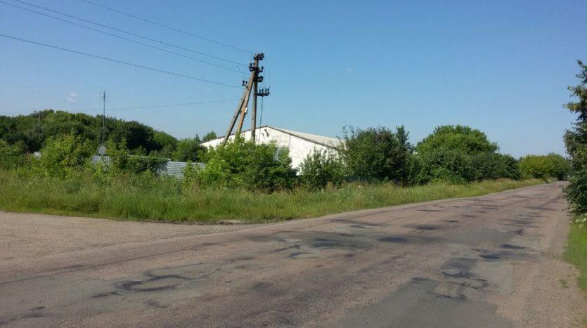 Продажа - Сухой склад, 1542 кв.м., г. Бышев - 8
