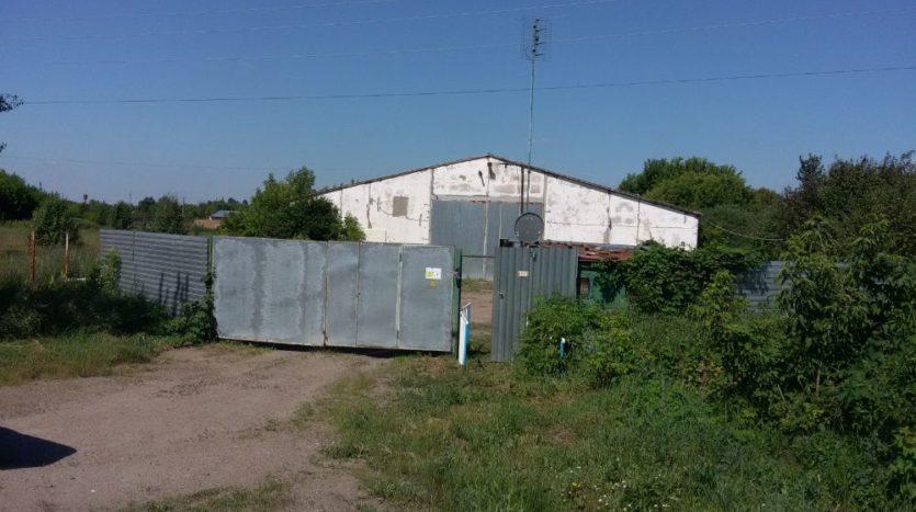Продажа - Сухой склад, 1542 кв.м., г. Бышев - 9