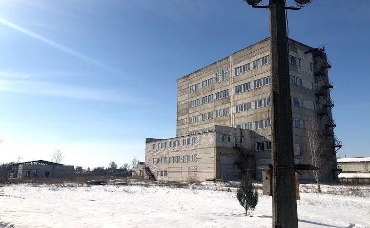 Аренда - Сухой склад, 6200 кв.м., г. Немешаево