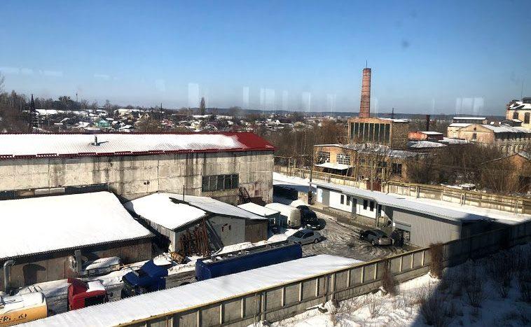 Аренда - Сухой склад, 6200 кв.м., г. Немешаево - 2