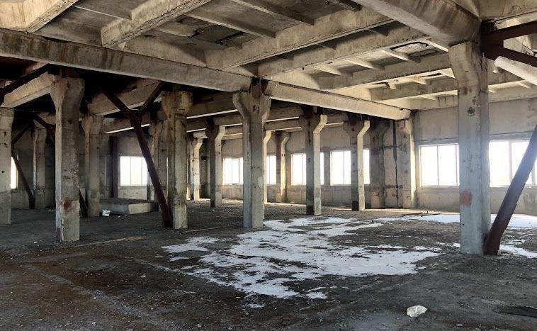 Аренда - Сухой склад, 6200 кв.м., г. Немешаево - 3